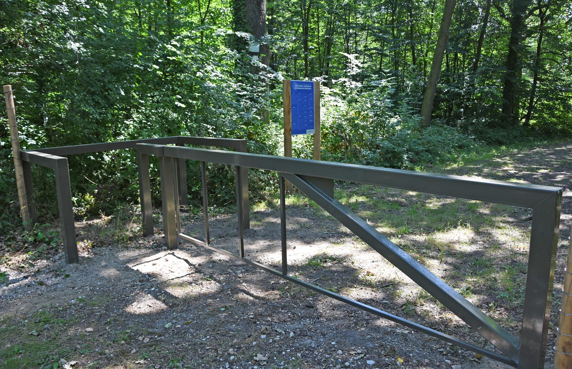 Barrière Bois 2